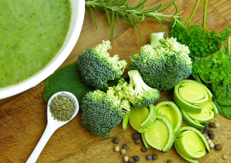 Aké sú zdravotné výhody brokolice ?